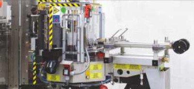 Etykieciarka modular fix - stacje do dekoracji etykiet papierowych z wykorzystaniem zimnego kleju