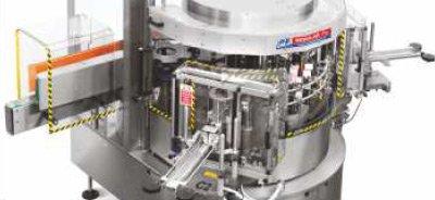 Etykieciarka modular fix z 2 stacjami klejowymi