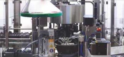 Etykieciarka rollmatic - system ewakuacji oparów hot melt